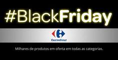 Falta muito pouco para a Black Friday Carrefour, ação ansiosamente aguardada por milhares de consumidores que esperam pelas promoções, ofertas e cupons de