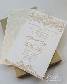 Beautiful Wedding At Casa Loma - Rachel A. Clingen Wedding Design and Decor