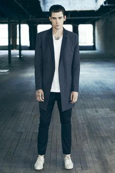 AllSaints Men's RTW Spring 2014 - Slideshow