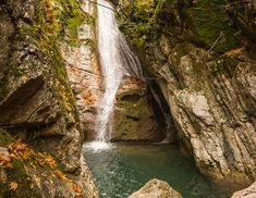 Greece, Waterfall, Landscape, Outdoor, Outdoors, Waterfalls, Outdoor Games, Rain, Outdoor Life