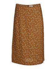 Nederdele - Shop nederdele fra Noa Noa online i vores webshop Pencil Skirts, Silk Skirt, Printed Skirts, Polka Dot Top, Feminine, Prints, Outfits, Shopping, Beautiful