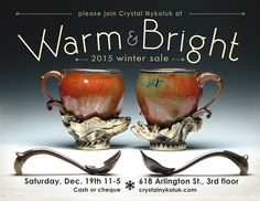 shaper of Earth 2015 Winter, Winter Sale, Wander, Clay, Earth, Ceramics, Mugs, Crystals, Studio