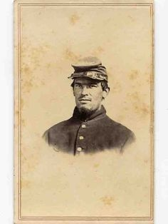CIVIL WAR CDV SIGNED HENRY HEALY FARRIER NY 1ST VET CAVALRY BY PAIGE OF WASH DC