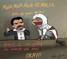 Malik and Altair