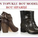 topuklu bot modelleri