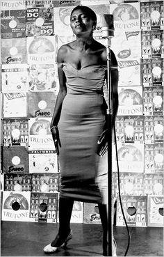 Miriam Makeba inMama Africa.