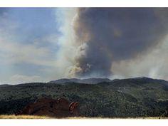 South of Colorado Springs - Monday June 25th