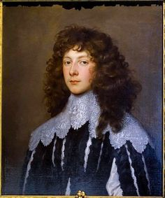 1637 Sir Anthony van Dyck - Portrait of Colonel Lord Charles Cavendish (Chatsworth House) Anthony Van Dyck, Sir Anthony, 20th Century Women, 17th Century Art, Jean Antoine Watteau, Carnegie Museum Of Art, Chatsworth House, Gown Photos, Anglo Saxon