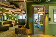 Image result for soundproof cubes meeting room