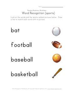 sport worksheets for kids sport name on the activity worksheet all spelling worksheets. Black Bedroom Furniture Sets. Home Design Ideas