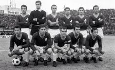 Panathinaikos in 1969 Retro Football, Sports Clubs, Old Photos, Soccer Teams, Archive, Greece, Old Pictures