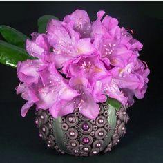 урок ваза из полимерной глины
