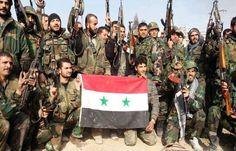 الجيش السوري يكبد داعش خسائر خلال عملياته بدير الزور