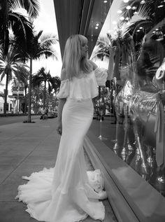 The totally drool-worthy Inbal Dror 2014 Wedding Dress Collection| Confetti Daydreams – Wedding Blog
