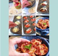 Mini Pizza !!