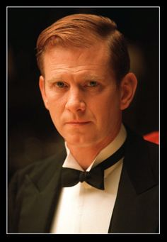 James Wilby (England) cast in many Merchant Ivory productions.  Often plays upperclass Englishman.  Best known for role in Maurice opposite Rupert Graves & Hugh Grant.