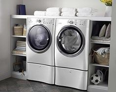 electrolux laundry pair system bundle high efficiency front load laundry pair with electric dryer and steam plus matching storage