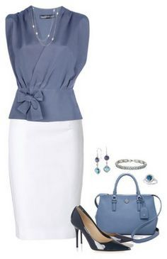 How To Wear Office Tops one Womens Clothes Shops Dublin. Womens Clothes Plus every Daily Office Wear Shoes next Womens Clothes For The Office Office Fashion, Work Fashion, Fashion Tips, Fashion Fall, Curvy Fashion, Street Fashion, Kids Fashion, Fashion Trends, Classy Outfits