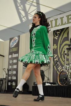 i used to do irish dance! i still love it, but there's literally NO WHERE to do it around here! ;P