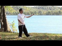 ▶ BodyWisdom's Tai Chi for Beginners with Chris Pei - Intro, Warm-up and Part 1 Yang style 24 form - YouTube