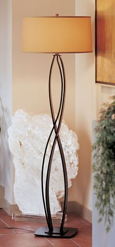 23 2686 Hubbardton Forge Almost Infinity Floor Lamp