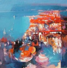 """Saatchi Art Artist Alex Bertaina; Painting, """"Mare nostrum"""" #art"""