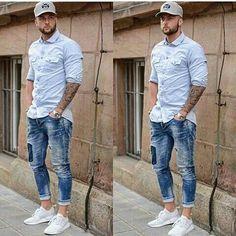 #modamasculina #fashion #fashionman #trend #tendencia #look #moda #lookstyle #itboy #streetstyle #vogue #modaprahomem #lookdodia #style #diy #beauty #details