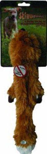 Ethical Mini Skinneeez Fox 14-Inch Stuffingless Dog Toy Ethical http://www.amazon.com/dp/B001B1OK1W/ref=cm_sw_r_pi_dp_dNhGwb0N20SH4