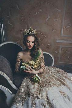 Julia Prudence ~ Olga Malyarova gown