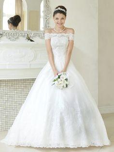 tig wedding dress