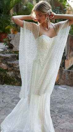 Absolutely stunning.  Ummmm....wow...  I dunno bridal though...but I definitely super love!