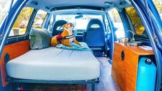 Achievable Minivan Camper Build | Stealth Van Life | Toyota Previa - YouTube