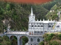 Santuario de Las Lajas , город Ipiales, Nariño