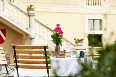 romantische Hochzeit mit atemberaubender Ambiente auf der Rosenburg