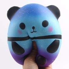 Buy Jumbo Squishy Toys Soft Squishies Slow Rising Stress Reliever Kids Toy Gifts at Wish - Shopping Made Fun Animal Squishies, Cute Squishies, Teen Sleepover, Stress Reliever, Cute Toys, How To Relieve Stress, Amelia, Baby Toys, Memory Foam