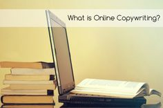 Get the lowdown on what online copywriting is all about (and what it's not).