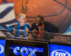 Photo Gallery: Season Ticket Member Party - April 1, 2014 | THE OFFICIAL SITE OF THE OKLAHOMA CITY THUNDER - Love Grant Long!  He's great.