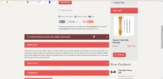 Responsive Yarn Shop PrestaShop Theme 1.5