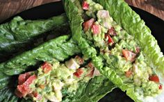 If you're constantly on the lookout for lunch ideas that don't involve bread, then you'll love this idea. These avocado chicken lettuce wraps are fresh and delicious, and are also a great way to use up cooked chicken from last night's dinner. And best of...