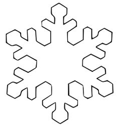 Snowflake outline cut outWinter coloring pages printable coloring labRisultati immagini per reindeer chupa chups templateFree Snowflake Clipart - Public Domain Snowflake clip art, images and graphicsSimple Snowflake Patterns - Fun family activites an Snowflake Outline, Snowflake Template, Snowflake Shape, Snowflake Pattern, Snowflakes, Snowflake Printables, Snowflake Silhouette, Simple Snowflake, Snowflake Stencil