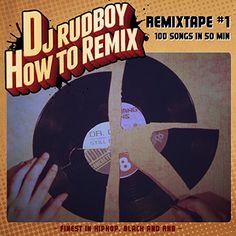 Sednung #5 In the #REmix #HipHop #Rap #Radioshow #Remixtape