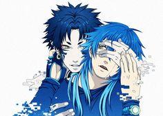 Aoba and Ren   DRAMAtical Murder