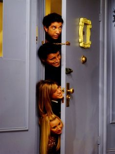 I miss friends