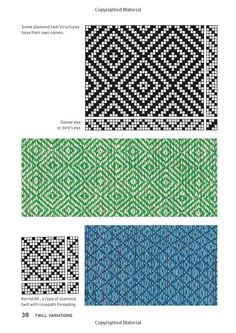 Warp and Weft: Lessons in Drafting for Handweaving: Mariana Eriksson,Gunnel Gustavsson,Kerstin Lovallius: 9781570764738: Amazon.com: Books