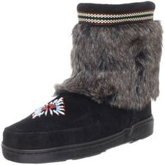 Minnetonka Women's Mukluk Low on shopstyle.com