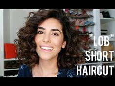 How to Style Short Curly Hair | WET TO DRY Tutorial - YouTube