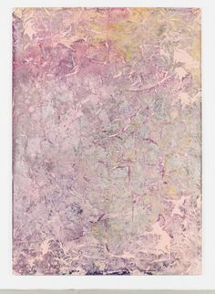 """wowgreat: """" Adrian Schiess at Naechst St. Contemporary Art Daily, Abstract Art, Artsy, Cool Stuff, Vienna, Breathe, Painting, Inspiration, Patterns"""