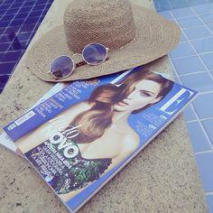Já estamos com saudade do fds! #dlubh #oculos #piscina #sol #tranquilidade #inverno2014