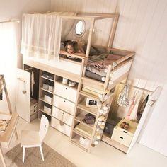 Cool 48 Affordable Kids Bedroom Design Ideas. More at https://trend4homy.com/2018/06/01/48-affordable-kids-bedroom-design-ideas/