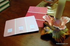 Paint Swatch Valentines